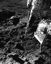 Surface Electrical Properties Experiment Apollo 17 Photo Print for Sale
