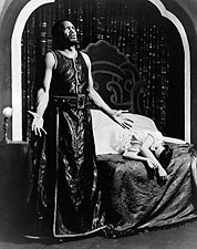 Theatre Guild Production Othello 1940s Photo Print for Sale