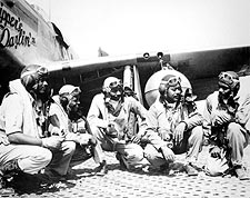 Tuskegee 332nd African American Airmen WWII Photo Print for Sale
