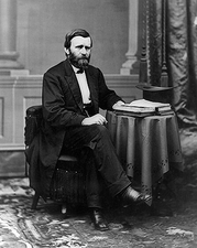 Ulysses S. Grant Seated Portrait Photo Print