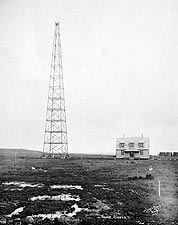 Wireless Station Nome, Alaska 1916 Photo Print for Sale