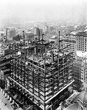 Woolworth Building Irving Underhill 1912 Photo Print for Sale
