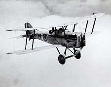 WWI Royal Aircraft Factory S.E.5 Biplane Photo Print for Sale