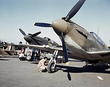 WWII A-36 Apache/Invader Fighter Planes Photo Print for Sale