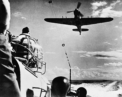 WWII Allied Air Forces North Africa 1943  Photo Print