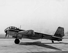 WWII Junkers Ju 388 German Aircraft Photo Print for Sale