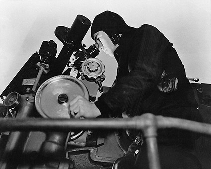 WWII Liberty Ship Navy Armed Guard Photo Print