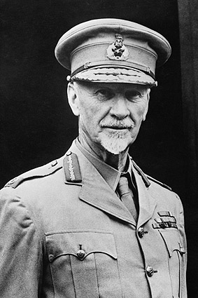 WWII South African General Smuts Photo Print