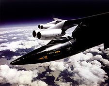 X-15 Mounted to B-52 Mothership Photo Print for Sale