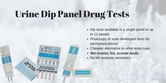 Dip Panel Drug Tests