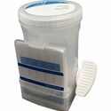 Key Split Drug Test Cup for 10 Drugs