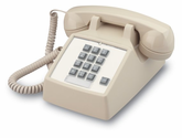 2500 Basic Desk Phone with Flash