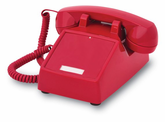 2500 Hotline Desk Phone - No Dial Pad