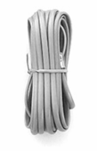 4 Pin Telephone Line Cord 14 Ft. (5/pk.)
