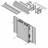 Avaya IP500 Wall Mounting Kit V3 (700503160)