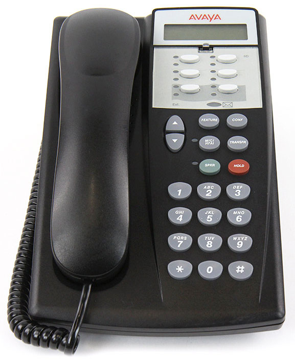 Office Products Office Electronics Refurbished Avaya 6D Display ...