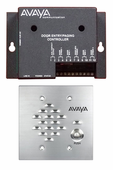 Avaya Universal Door Phone Controller and Speaker