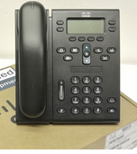 Cisco 6941 IP Phone w/Slimline Handset (CP-6941-CL-K9=)