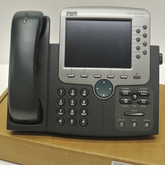 Cisco 7970G Unified IP Phone (CP-7970G=)