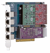 Digium Analog and Digital Cards