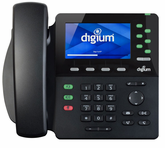 Digium D65 IP Phone (1TELD065LF)