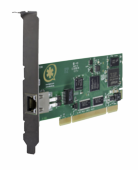 Digium TE134 Single Span PCI Digital Card T1/E1/J1/PRI (1TE134F)