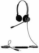 Jabra BIZ 2300 USB UC Duo Headset (2399-829-109)