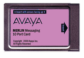 Merlin Messaging 10-Port Card (108679531)