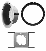 Mounting Accessories for Ceiling Speaker Grille Assemblies