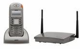 Norstar T7406E Cordless Handset with Base Station (NT8B45AAAP)