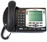 Nortel IP Phone 2004 (NTDU92) Silver Bezel