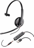 Plantronics Blackwire 315.1-M USB Headset (204440-01, 204440-101)