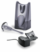 Plantronics CS50 Wireless Headset w/HL10 Handset Lifter (66664-14)