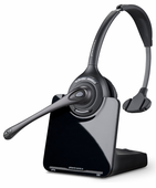 Plantronics CS510 Wireless Headset Package for Polycom SoundPoint IP and VVX Phones
