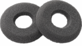 Plantronics Foam Ear Cushions for SupraPlus - 2 Pack (40709-02)