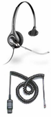Plantronics HW251 Headset Package for Polycom SoundPoint IP and VVX Phones