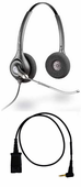 Plantronics HW261 Headset Package for Cisco SPA Series IP Phones