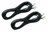 Polycom 25 Ft. Microphone Extension Cables (2200-41220-003)