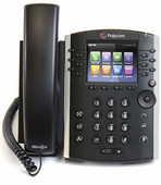 Polycom VVX 410 Business Media Phone (2200-46162-025)