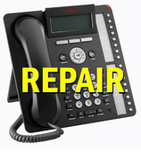 Repair: Avaya 1600 Series IP Telephones