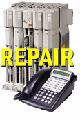 Repair: Avaya Partner System Components and Telephones