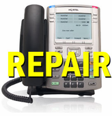 Repair: Nortel 1100 Series IP Phones