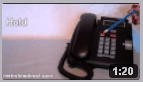 Video Overview: Nortel T7208 Digital Phone