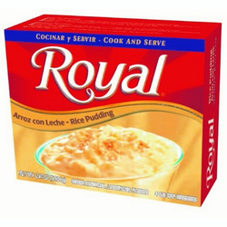 Arroz con Leche - Rice Pudding by Royal - (Pack of 3)