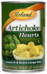 Artichoke Hearts Count 6-8 Extra-Large