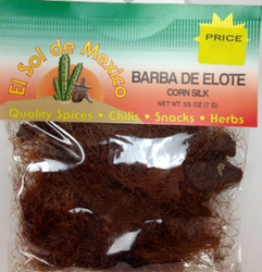 Barba de Elote Herb Tea by El Sol de Mexico
