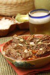 Barbacoa - Del Real Foods Ready to Eat Barbacoa (Packed in two 16oz pouches)