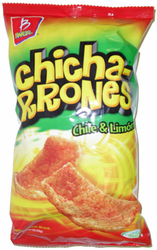 Barcel Chicharrones Chile and Limon (Pack of 3)
