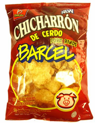 Barcel Pork Rinds - Chicharron de Cerdo (Pack of 3)