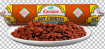 Cacique Soy Chorizo (Pack of 3)